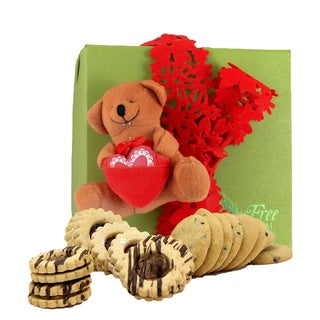 Beary Sweet Valentine's Day! Medium Gift Box