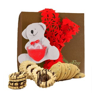 XOXO Valentine's Day Gluten Free Gift Box, Medium