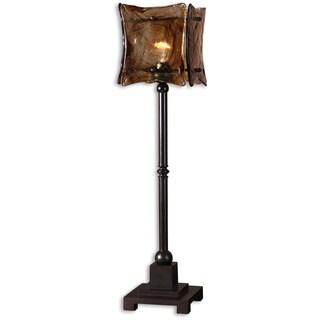 Uttermost Vetraio II Bronze Buffet Lamp