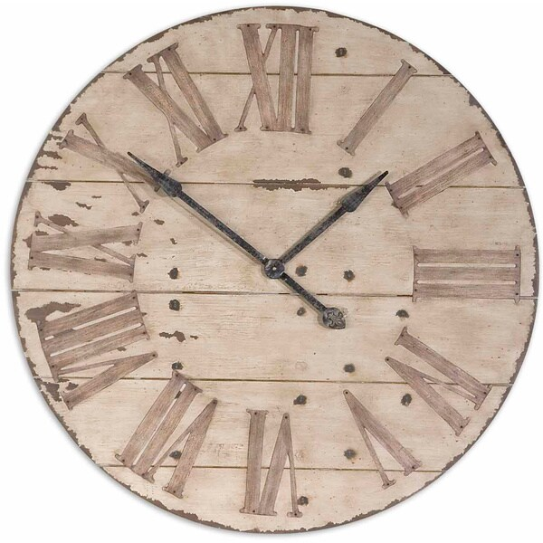 Uttermost Harrington Wall Clock