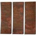 Uttermost Adara Copper Wall Art (Set of 3)