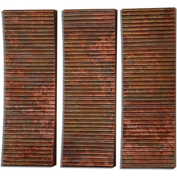 Uttermost Adara Copper Wall Art (Set of 3) 14604097
