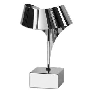Uttermost Guillet 1-light Stainless Desk Lamp