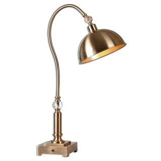 Buenavante Brushed Brass Task Lamp