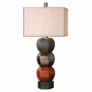 Sedalia 1-light Ceramic Hexagon Table Lamp