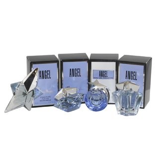 Thierry Mugler Angel Variety 4-piece Fragrance Set