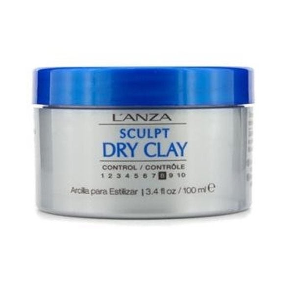 Lanza Sculpt Dry Clay 3.5-ounce Styling Product