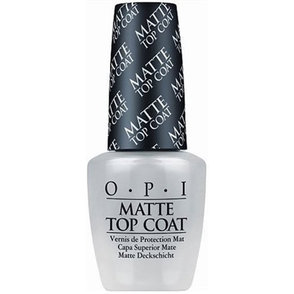 OPI Matte Top Coat Nail Polish