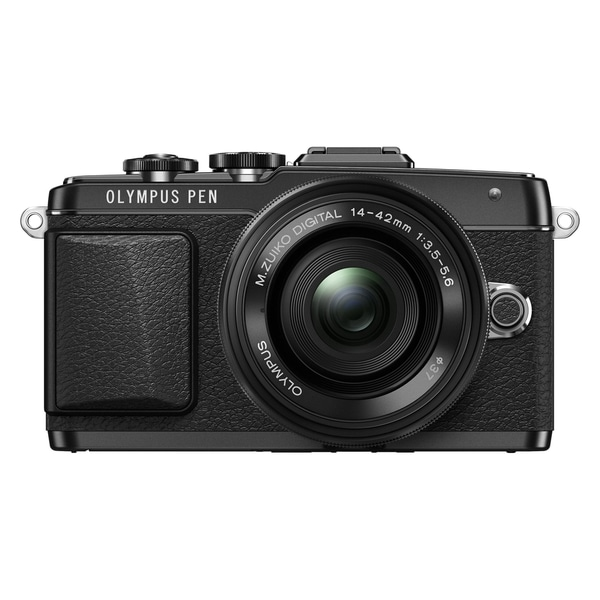 Olympus PEN E-PL7 16.1 Megapixel Mirrorless Camera with Lens (Body wi