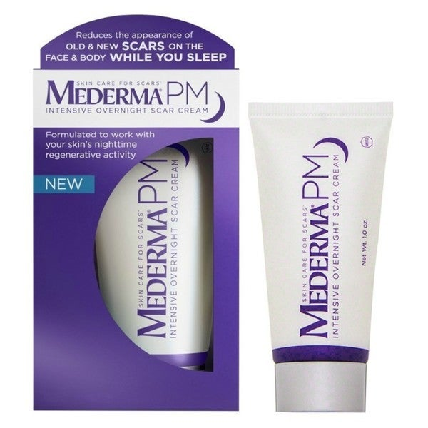 Mederma PM Intensive Overnight 1-ounce Scar Cream