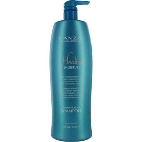 Lanza Moisture Tamanu Cream 33.8-ounce Shampoo