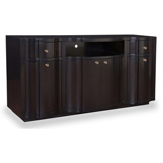 Cosmopolitan Ebony Entertainment Console