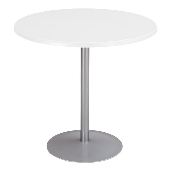 Entourage Silver Steel Table Base