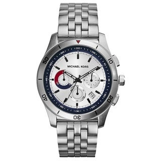 Michael Kors Men's MK8373 'Outrigger' Stainless Steel Watch