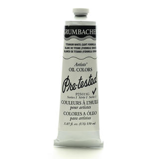 Grumbacher Pre-Tested Artists Oil Colors
