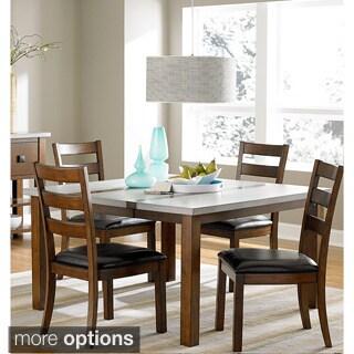 Cascade Nutmeg/ Cement Dining Table