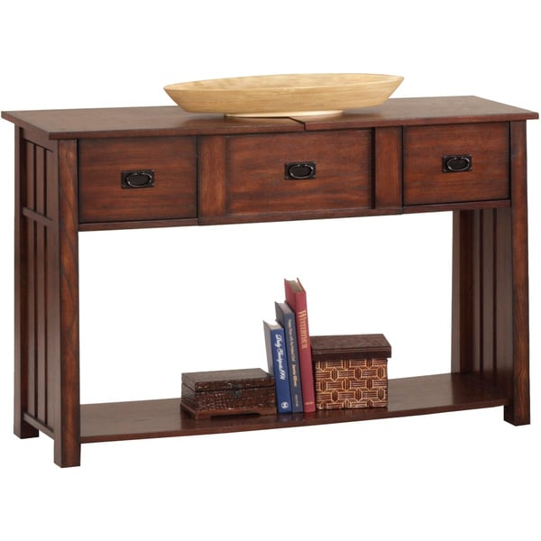 Mountain Mission Dark Ash Desk