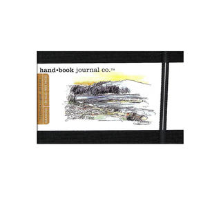 Hand Book Journal Co. Travelogue Drawing Journals (2 Pack)