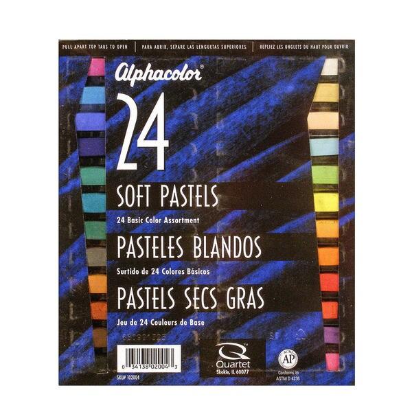 Alphacolor Soft Pastel Sets 14610127
