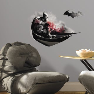 Batman Arkham City Darkness Wall Graphix Peel and Stick Giant Wall Decals