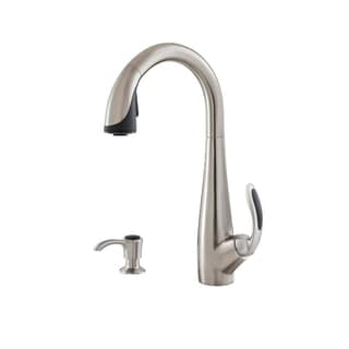 Pfister Nia Pull-down Kitchen Faucet Stainless