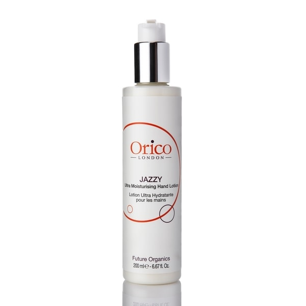 Orico London Jazzy 6.7-ounce Ultra Moisturizing Hand Lotion