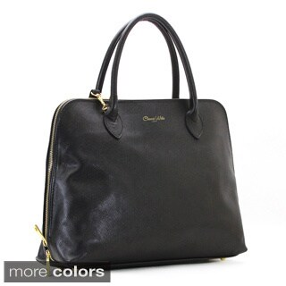 Chasse Wells Italian Genuine Leather Incroyable Tote