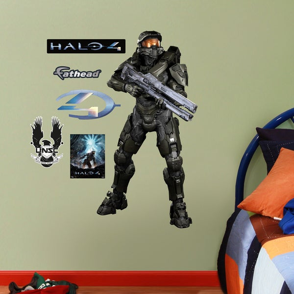 Fathead Jr. Master Chief Halo 4 Wall Decals 14611376