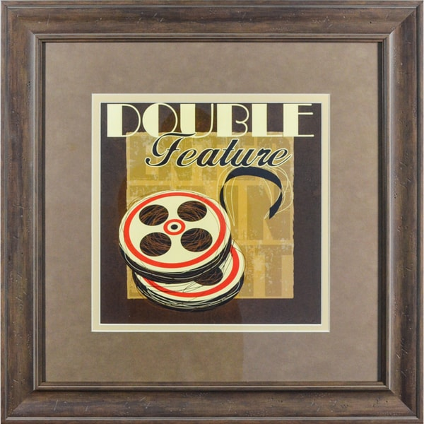 'Double Feature' by Stacy GamelFramed Art Print