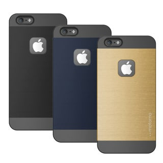 INO Metal Slip-free Grip Protective Case for iPhone 6 (Black/ Gold/ Blue)