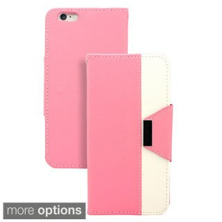 """Gearonic PU Leather Wallet Case Cover for Apple iPhone 6 Plus 5.5"""""""