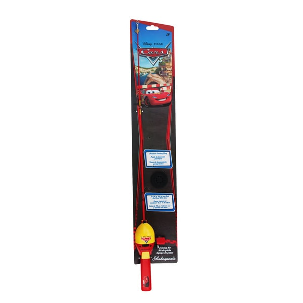 Cars Fishing Kit