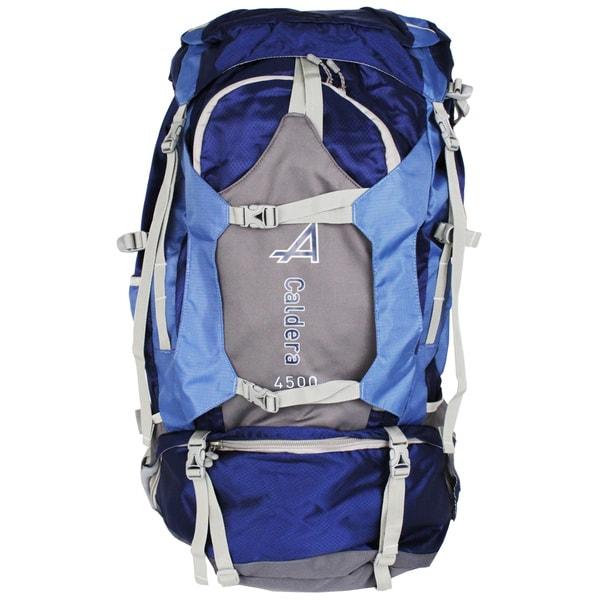 Alps Mountaineering Caldera 4500 Blue Backpack