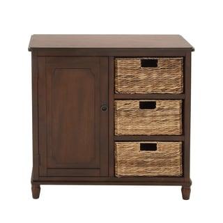 WD 3 Basket Cabinet 32-inch