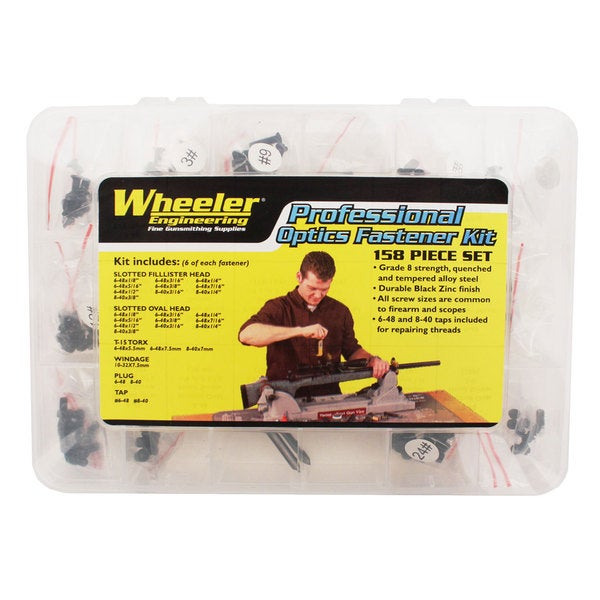 Wheeler Optics Fastener Kit