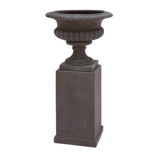 Fiber Stone Urn