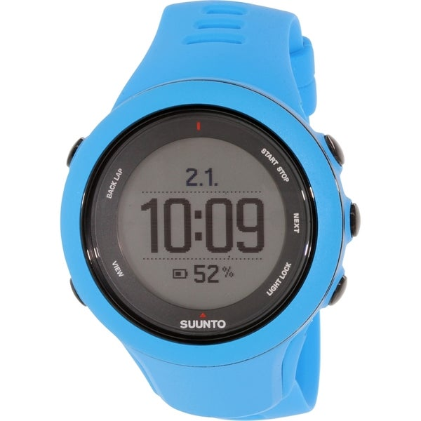 Suunto Ambit3 Blue Sport GPS Multifunctional Digital Watch