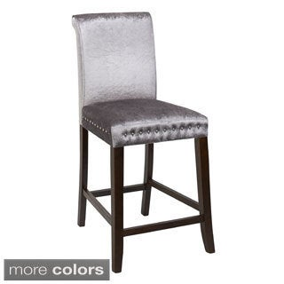 Jennifer Taylor Home Grey Greyson Counter Stool