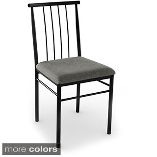Amisco Alan Metal Chair (Set of 2)