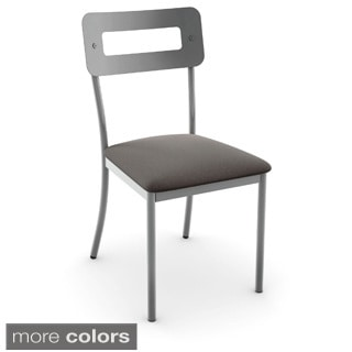 Amisco Cora Metal Chair (Set of 2)
