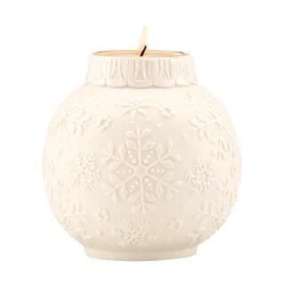 Lenox Ornamental Glow Snowflake Votive Holder