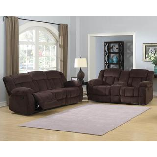 Dennis Sofa and Loveseat Recliner Set