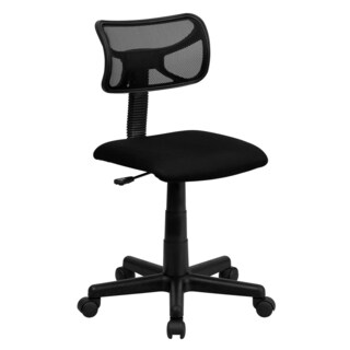 Offex Mid-Back Black Mesh Task Chair