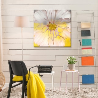 Ready2hangart Alexis Bueno 'Painted Petals XXXIV' Canvas Wall Art