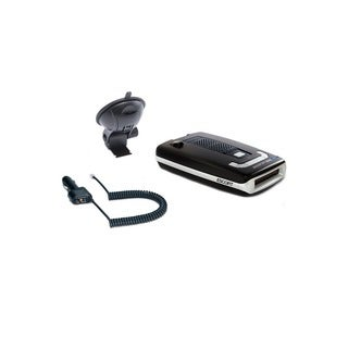 Escort Passport Max2 Radar Detector with Free Car Kit
