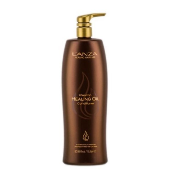 Lanza Keratin Healing 33.8-ounce Oil Conditioner