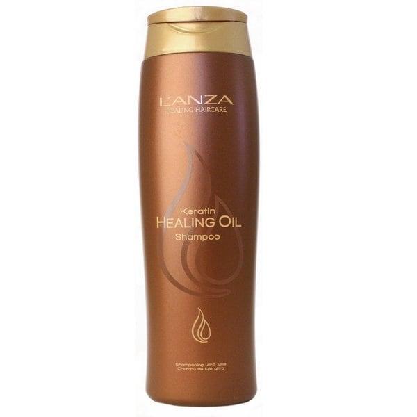 Lanza Keratin Healing Oil 10.1-ounce Shampoo