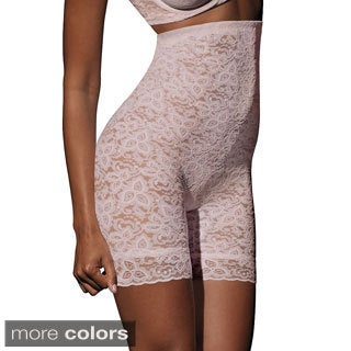 Bali Lace 'N Smooth High Waist Thigh Slimmer