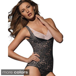 Bali Lace 'N Smooth Torset Shapewear
