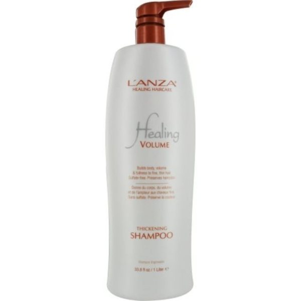 Lanza Healing Volume Thickening 33.8-ounce Shampoo